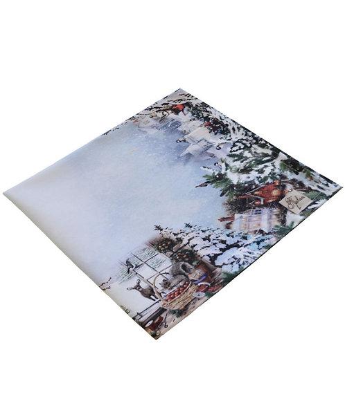 Serwetka świąteczna 45x45 cm