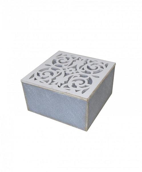 Pudełko drewniane OpenWork White
