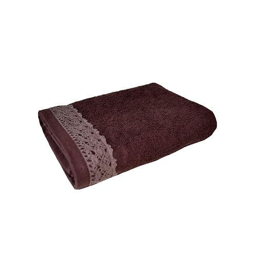 Ręcznik brązowy