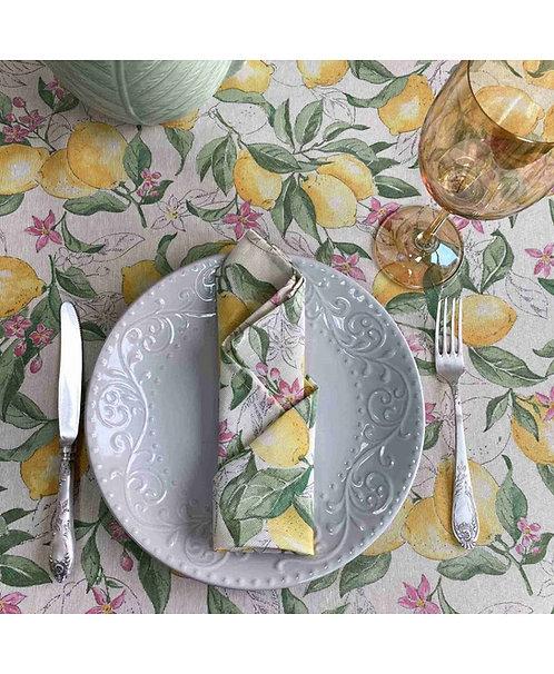 Serwetka Lemon Garden