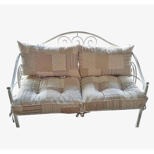 Sofa Kuta z poduszkami 4szt.
