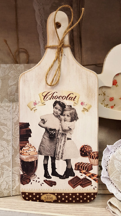 Dekoracyjna deska do krojenia Chocolat