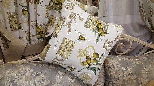Poduszka dekoracyjna Living Olive