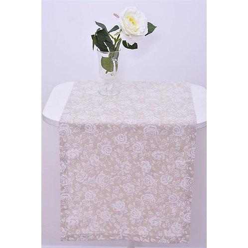 Bieżnik White Rose