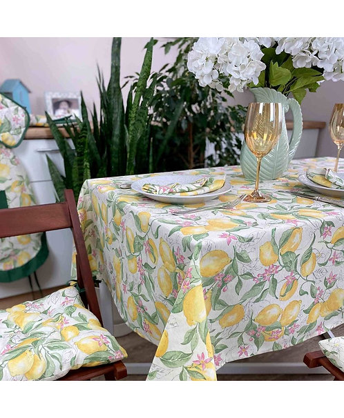 Obrus Lemon Garden