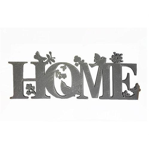 Napis  HOME