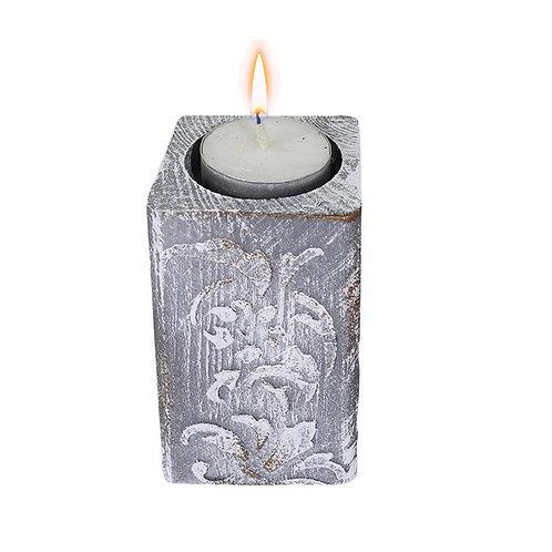 Świecznik Gray 10 cm.