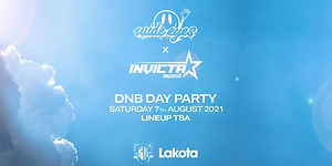 WIDE EYES X INVICTA AUDIO DNB DAY PARTY