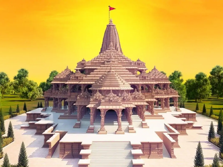 SPECIFICATIONS OF RAM MANDIR, AYODHYA