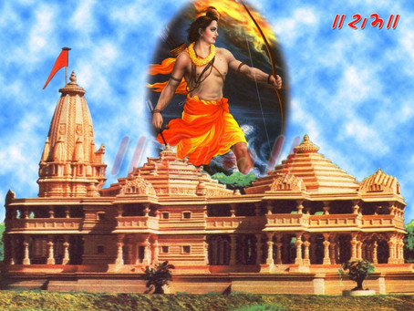 AN ECSTASY OF THE HOLY PLACE: AYODHYA