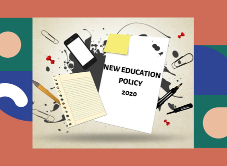 NEW EDUCATION POLICY: BOON OR BANE