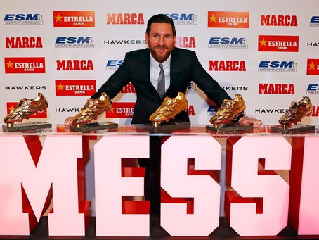 UNKNOWN FACTS ABOUT MESSI 2020