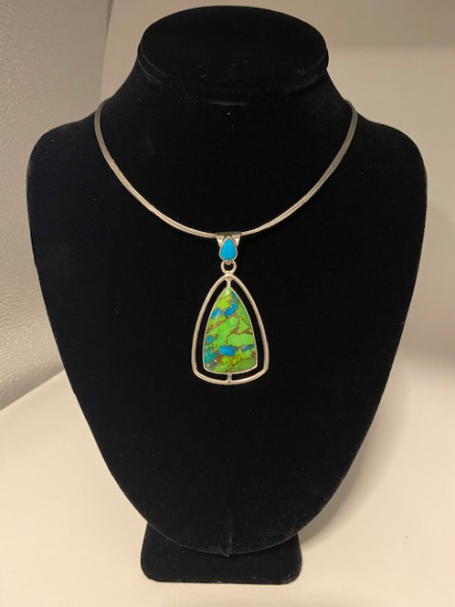 Mosaic kingman turquoise