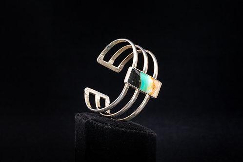 Petrified Opal Wood Bracelet