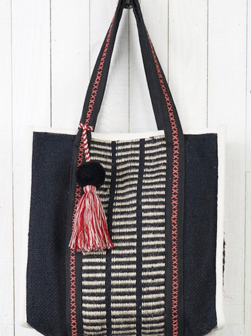 Large Shopper Tote Bag
