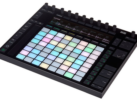 Using Ableton to Play Live