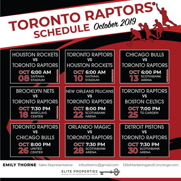 Event Schedule #02