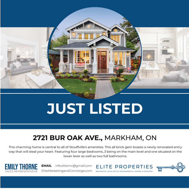 just Listed #01