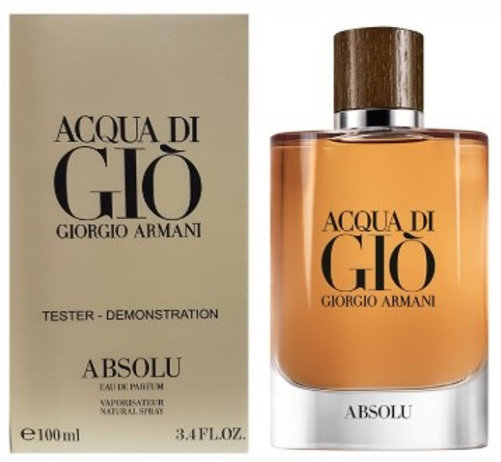 Тестер Giorgio Armani Acqua di Gio Absolu
