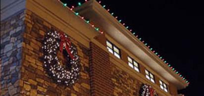 commerical christmas lighting