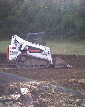 excavation celina