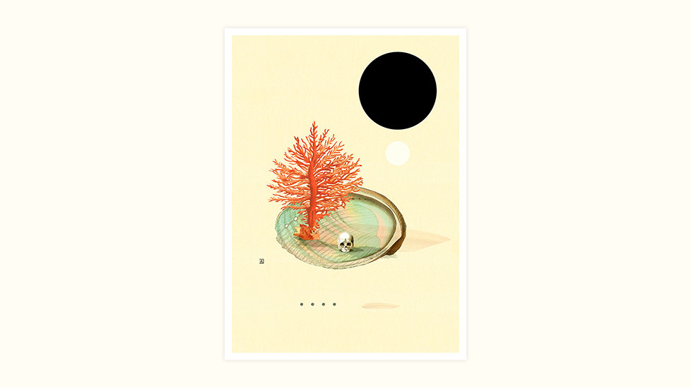 A Botanical Composition for Serenity