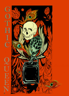 The 'Gothic Queen' pin line [2017]