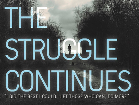 The Struggle Continues 2nd Excerpt - Prologue