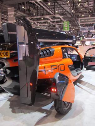 Geneva Intl Motor Show