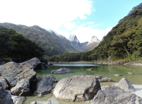 Routeburn Track, Great Walks of New Zealand