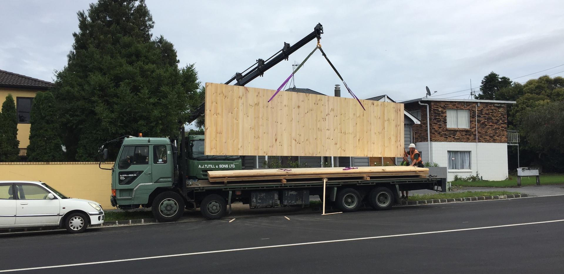 CLT New Build