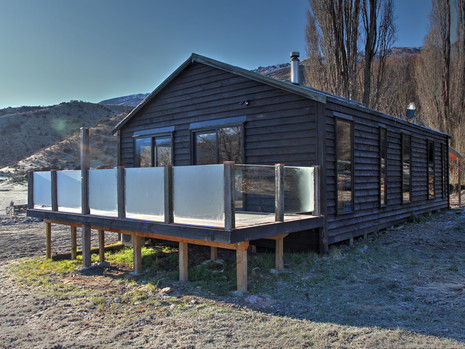 Woolshed Alteration in cardrona