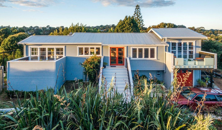 Waiheke Renovation