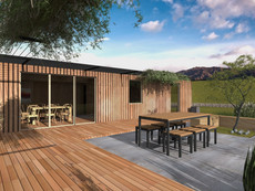 Kurow Container Residential House Project