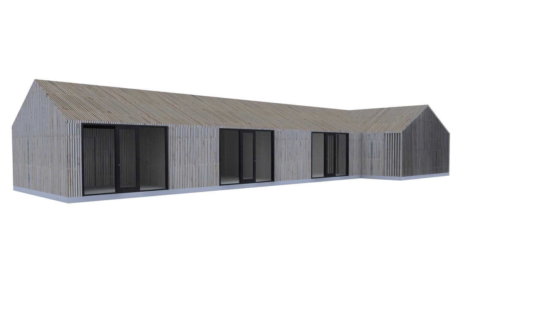 Slat House Concept