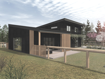 Hawea Grove - a project in achievable sustainability