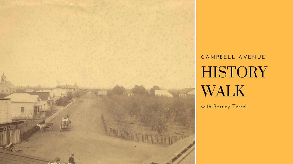 Campbell Avenue HIstory Walk