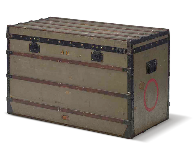 Traveling History Trunks