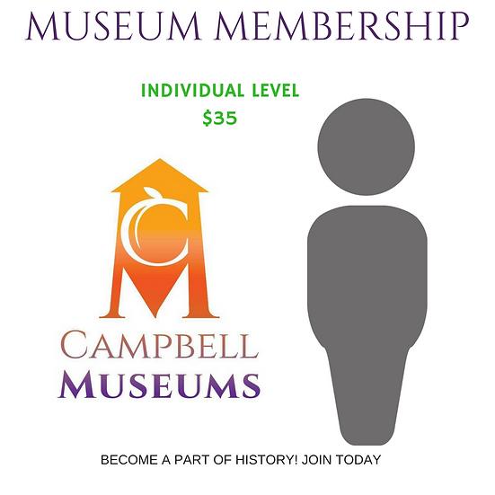 Museum Membership Individual