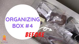 Lets get organized! Rehousing Box #4