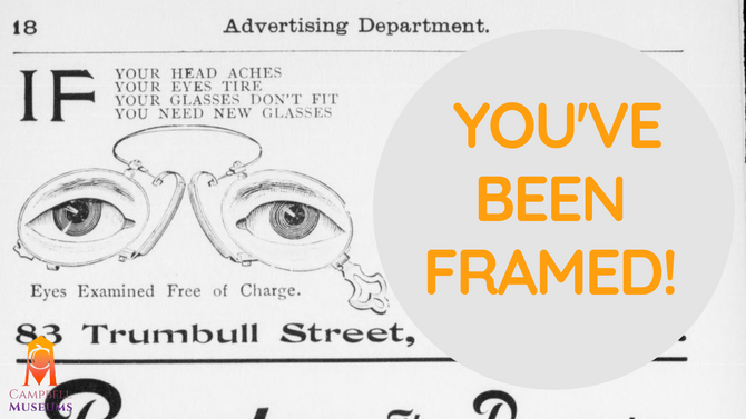 """Soon, almost half the population will be nearsighted: """"What's in the Box?"""" Box 4-Object #3"""