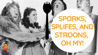 """Sporks, Splifes, and Stroons, oh my! """"What's in the Box?"""" Box 4-Object #8"""