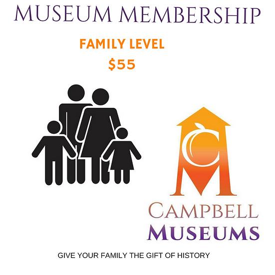 Museum Membership Family