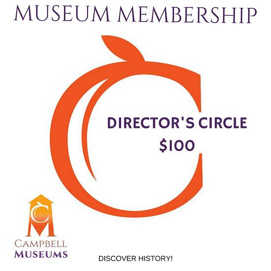 Museum Membership Director's Circle