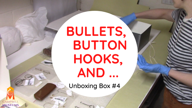 Unboxing Museum Artifacts from Box #4 - What Treasures are Inside?