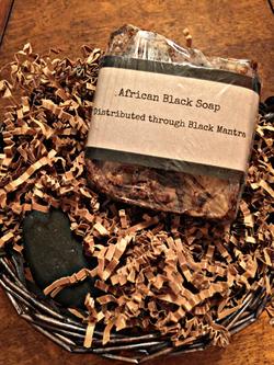 Africa Black Soap
