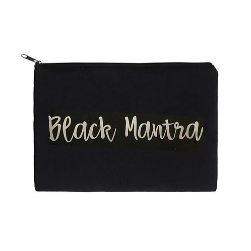 Black Mantra Make Up bag