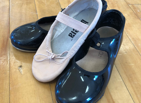 Size Really Does Matter when it Comes to Dance Shoes