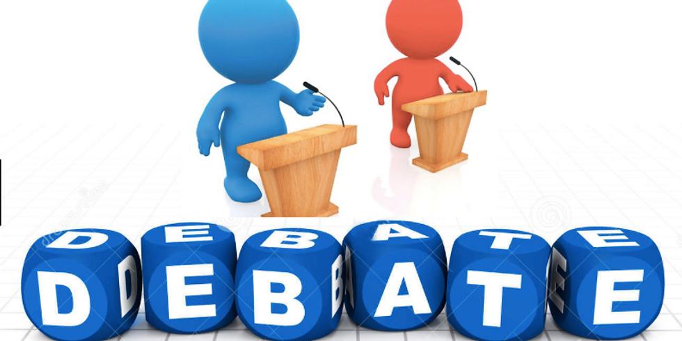 Debate and Public Speaking