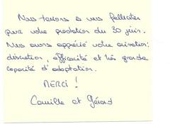 Gérard,Camille